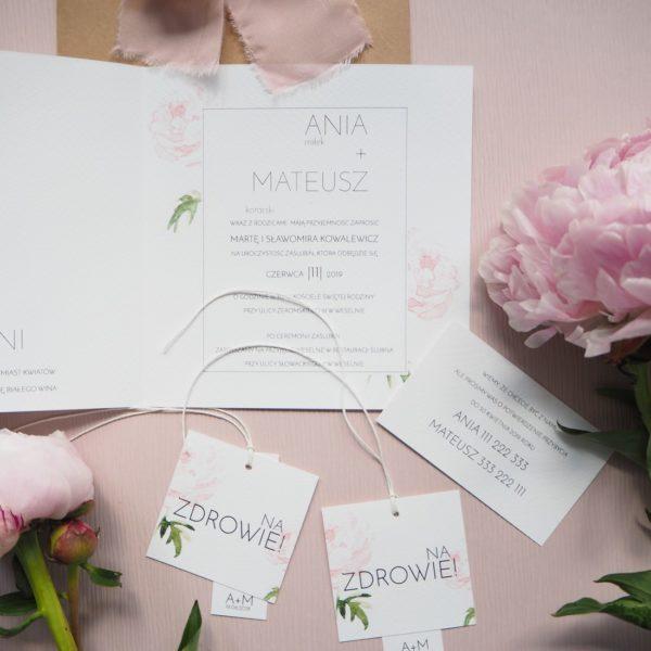 Zaproszenie ANA